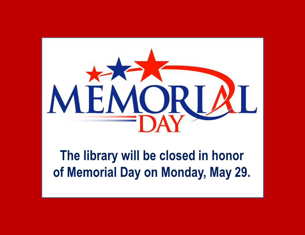 memorial day closing sign template